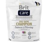 Brit Care Show Champion Losos a sleď prémiové krmivo pro psy všech plemen 1 kg