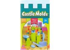 Castle Molds Kreativní formičky hrad 10 dílků