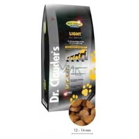 Dr. Clauders Best Choice Light kompletní krmivo pro dospělé psy 12,5 kg