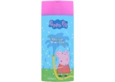 Peppa Pig - Prasátko Pepa sprchový gel a pěna do koupele pro děti 400 ml