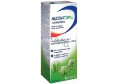 Muconatural Complete sirup proti kašli 120 ml