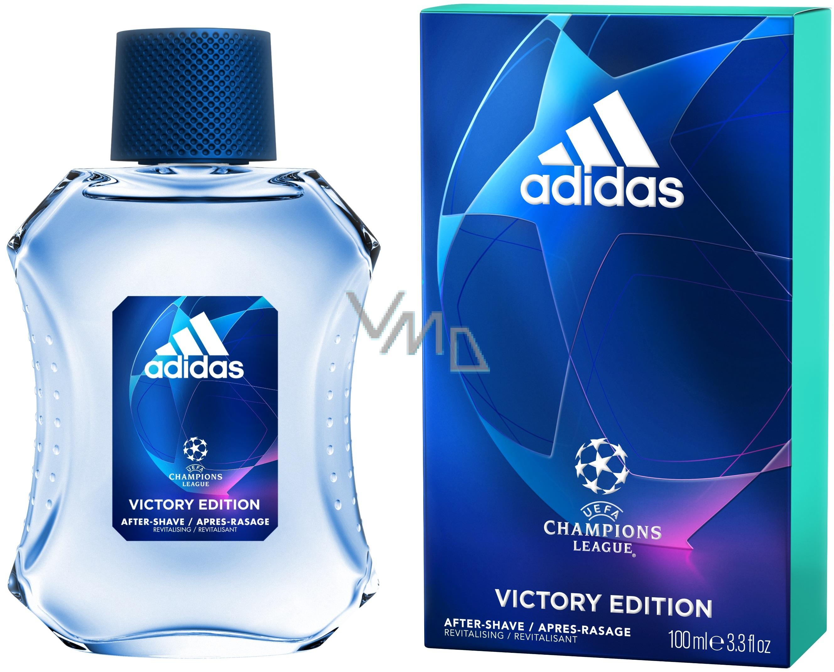 dólar estadounidense Emular Rítmico  Adidas UEFA Champions League Victory Edition aftershave 100 ml - VMD  parfumerie - drogerie
