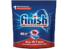 Finish All in 1 Max Regular tablety do myčky 48 kusů