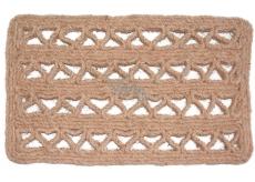 Spokar Rohož mřížková Kokos na zem 35 x 60 cm 1 kus