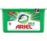 Ariel 3v1 Mountain Spring gelové kapsle na praní prádla 35 kusů 945 g
