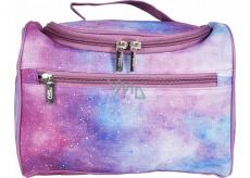 Albi Original Cestovní kosmetický kufřík Vesmír 24 cm x 16 cm x 13 cm