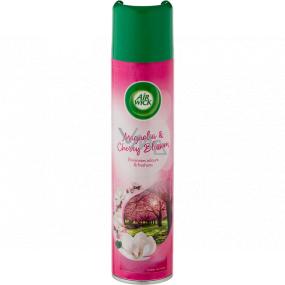 Air Wick Magnolia & Cherry Blossom - Magnólie a třešňový květ 6v1 osvěžovač vzduchu sprej 300 ml