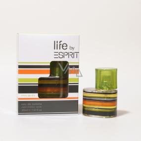 Esprit Life by toaletní voda pro muže 30 ml