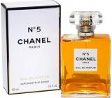 Chanel No.5 parfémovaná voda pro ženy 100 ml s rozprašovačem