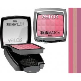 Astor Skin Match Trio Blush tvářenka 001 Rosy Pink 8,25 g