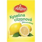 Amylon Kyselina citronová potravinářská 100 g
