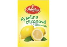 Amylon Kyselina citrónová do potravin osvědčený přípravek pro domácnost 100 g