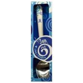 Nekupto Twister Lžička se jménem Jan modrá 16 cm 1 kus