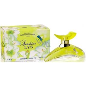Marina De Bourbon Sunshine Lys parfémovaná voda pro ženy 30 ml