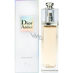 Christian Dior Addict toaletní voda pro ženy 100 ml