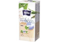 Bella Herbs Plantago Sensitive hygienické slipové vložky 18 kusů