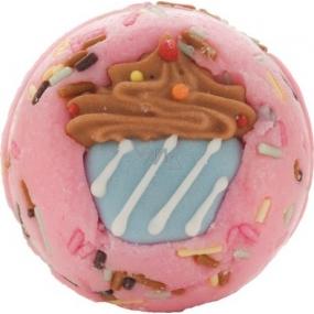 Bomb Cosmetics Roztomilost sama - Cute as Cupcake Kulička do koupele 30 g