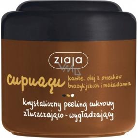 Ziaja Cupuacu krystalický cukrový peeling 200 ml