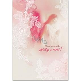 Ditipo Hrací přání Nevěř na zázraky Kristína Anjeli lietajú nízko