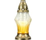 Polplast Lampa skleněná Střední 90 g 24 cm K-629