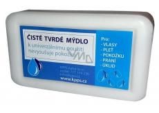 Kappus Marseille Blanc přírodní mýdlo na tělo i vlasy 150 g