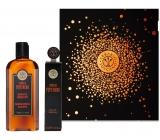 Erbario Toscano Černý pepř sprchový gel 125 ml + parfémovaná voda pro muže 7,5 ml, luxusní kosmetická sada
