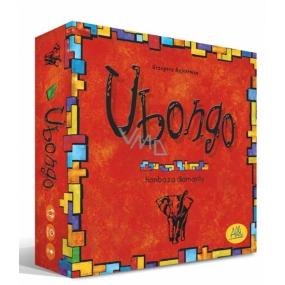 Albi Ubongo Honba za diamanty společenská hra pro 2 - 4 hráče, doporučený věk od 8 let