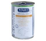 Dr. Clauders Special Diet Intestinal kompletní superprémiové krmivo pro psy oslabeny oslabeni onemocněním nebo chirurgickými zákroky 400 g