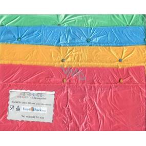 FoodPack Sáček mikroténový svačinový zamrazovací 250 x 350 mm 100 kusů