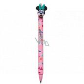 Colorino Gumovatelné pero Mickey Mouse růžové, modrá náplň 0,5 mm