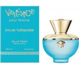 Versace Dylan Turquoise toaletní voda pro ženy 100 ml