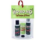 Somerset Toiletry Borovice koupelové perly 30 g + sprchový gel 50 ml + krém na ruce 30 ml, kosmetická sada