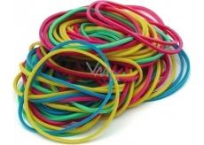 Gumičky barevné 80 kusů 619