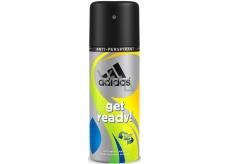 Adidas Cool & Care 48h Get Ready! for Him antiperspirant deodorant sprej pro muže 150 ml