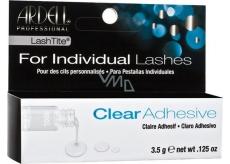 Ardell Adhesive Clear lepidlo na umělé trsové řasy čiré 3,5 g