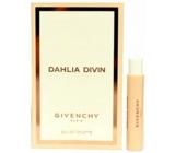 Givenchy Dahlia Divin toaletní voda 1 ml s rozprašovačem, vialka