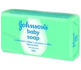 Johnsons Baby Mléko toaletní mýdlo pro děti 100 g