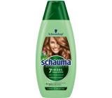 Schauma 7 Bylin šampon pro normální až mastné vlasy 400 ml