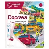 Albi Kouzelné čtení interaktivní mluvící kniha Doprava, věk 3+
