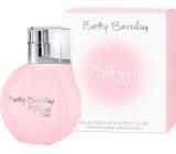 Betty Barclay Pure Pastel Rose toaletní voda pro ženy 20 ml