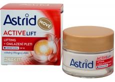 Astrid Active Lift OF10 liftingový omlazující denní krém pro zralou pleť 50 ml