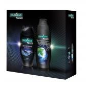 Palmolive Men Refreshing Invigorating Anti-Dandruff šampon na vlasy pro muže 350 ml + Refreshing 3v1 sprchový gel 250 ml, kosmetická sada