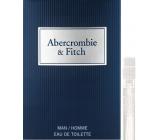 Abercrombie & Fitch First Instinct Blue Men toaletní voda pro muže 2 ml s rozprašovačem, vialka