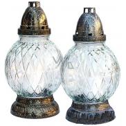 Rolchem Lampa skleněná střední 24,5 cm 30 hodin 65 g Z30 1 kus