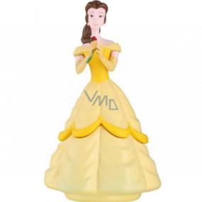 Disney Princess - Bell, Kráska a zvíře 3D sprchový a koupelový gel pro děti 400 ml