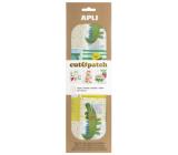 Apli Cut & Patch papír na ubrouskovou techniku Dětský motiv 30 x 50 cm 3 kusy