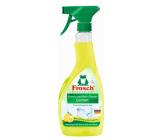 Frosch Eko Citron koupelny a sprchy čisticí prostředek s kyselinami z citrónů 500 ml rozprašovač