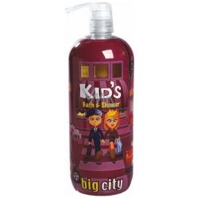 Hegron Big City pěna do koupele pro děti 950 ml
