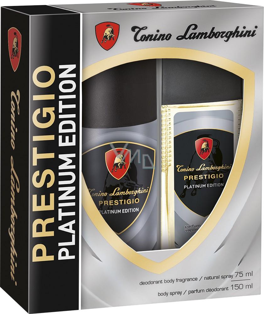 tonino lamborghini prestigio platinum edition parf movan. Black Bedroom Furniture Sets. Home Design Ideas