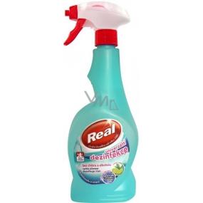 Real Univerzální dezinfekce bez chloru a alkoholu rozprašovač 550 g